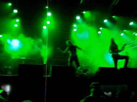 Epica - Menace of Vanity @ Graspop 2009