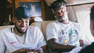 Jimmy Butler DONE With Minnesota And 'SOFT' Karl Anthony Towns!!!