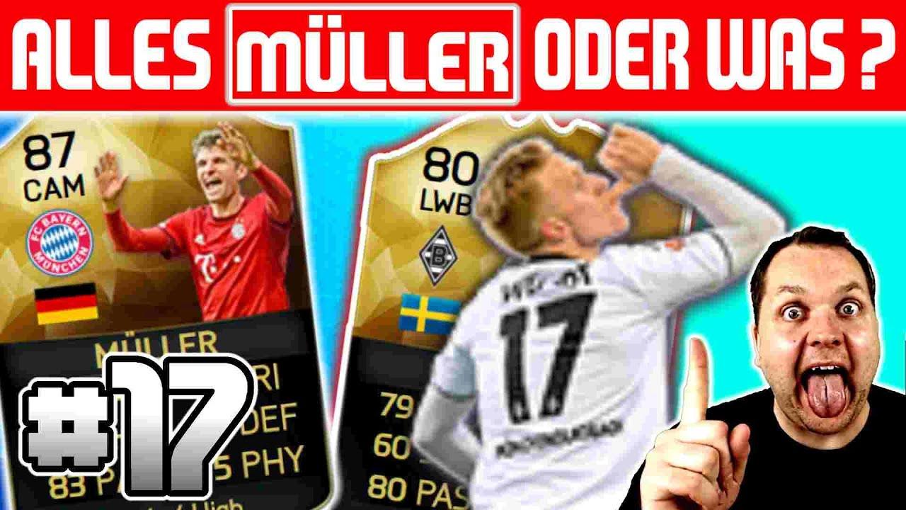 Alles Müller Oder Was Nur Noch 3 Tore 17 Fifa 16 60 Fps