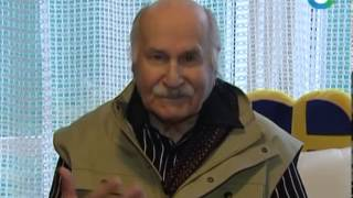 Владимир Зельдин отмечает 99 день рождения...2014
