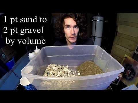 Epoxy Granite Test