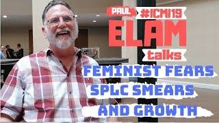Paul Elam Talks Feminist Fears and SPLC Smears