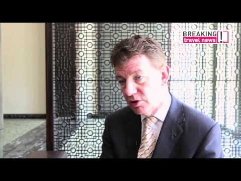 WTTC 2014 Hainan, Interview with Paul Griffiths, CEO, Dubai Airports