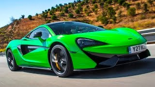 The McLaren 570S should be your first supercar