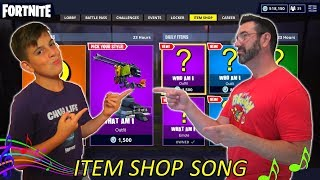 *NEW* Item Shop Countdown/Song - Mounted Turret Gameplay Coming Soon - Nov.12 - NinjaFury