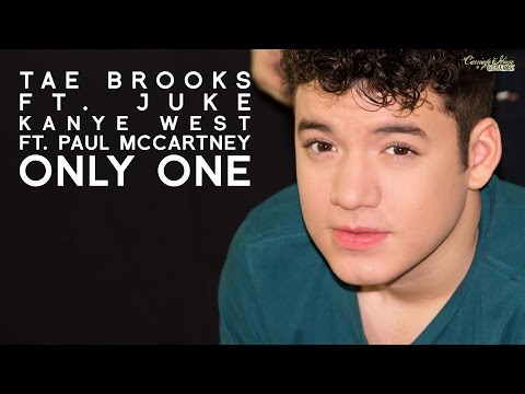 Kanye West - Only One Ft. Paul McCartney - Cover By Tae Brooks Ft. Juke