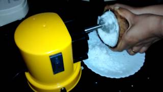 Sunstar Electric Coconut Scraper/Grater