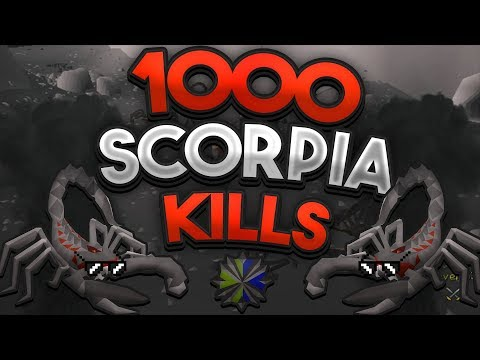 Loot From 1,000 Scorpia