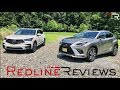 2019 Acura RDX Vs 2018 Lexus NX 300 – Who Makes The BEST Luxury SUV?