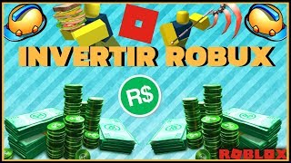ROBLOX// - How to reverse your robux to get more.