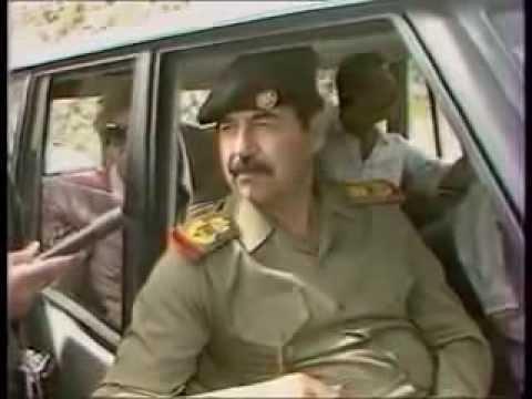 صدام حسين له كوردستان 1989