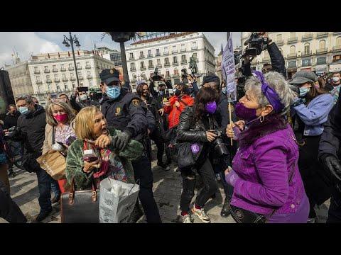 حظر التظاهرات بمناسبة يوم المرأة في مدريد وتنظيمها في مدن إسبانية اخرى…  - نشر قبل 2 ساعة