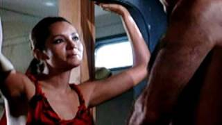 "Nice Barbara Carrera 2 / 4 Seduction Scene "" Never Say Never Again """