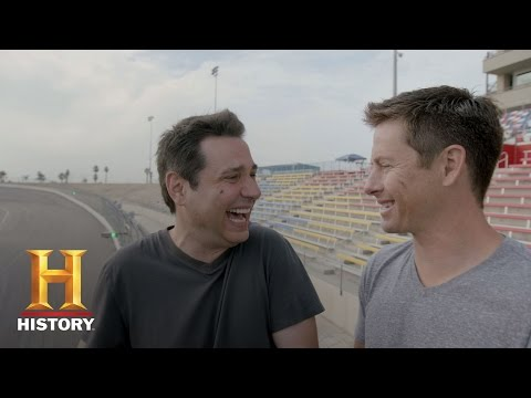 Top Gear: Rides For The Golden Years (S8, E4) | History