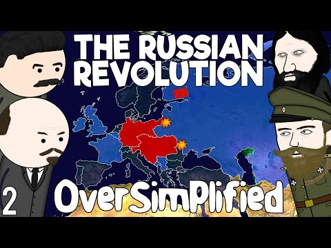 the-russian-revolution---oversimplified-(part-2)