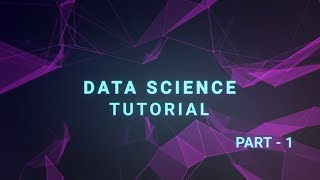 Data Science Tutorial Part-1 | Types of Data | How to Calculate Mean, Median & Mode?