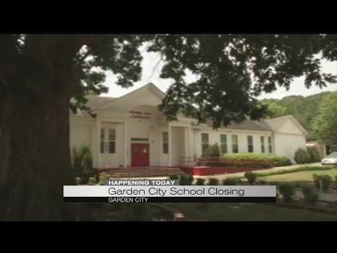 Garden City School Closing