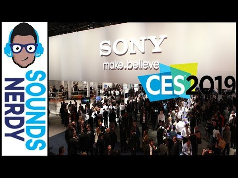 CES 2019 Preview Sony: What to Expect