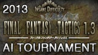 FFT 1.3 AI Tourney - Limberry Division Matches 5 & 6