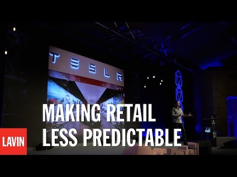 Retail Speaker and Futurist Doug Stephens: Making Retail Less Predictable