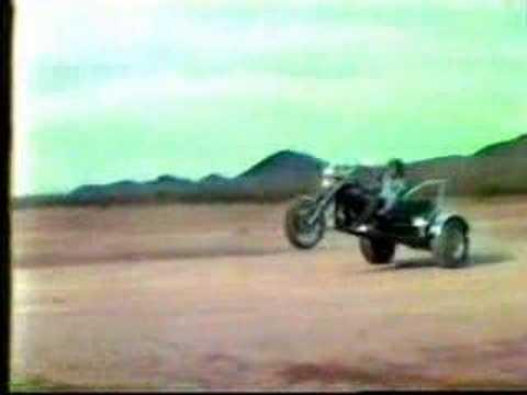 The Ibex Trike E-TICKET ride!