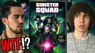 Sinister Squad - Die ''Suicide Squad'' Kopie nach der keiner gefragt hat.. | Jay & Arya