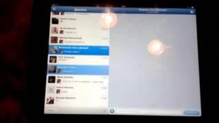 мой iPad mini после замены стекла :)(Разбил экран (упал на правый верхний угол), отдал в ремонт, починили. Пришел домой,зашел и вуаля :) К мастеру..., 2013-12-16T06:05:12.000Z)