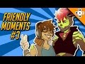 Overwatch Friendly Moments & Lifesavers #3 - Highlights Montage