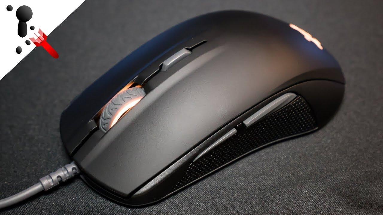 da5cac92205 SteelSeries Rival 110 Review (VS Rival 100) - YouTube