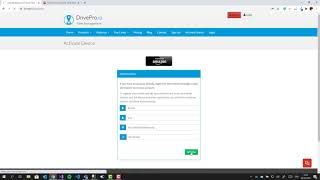 DrivePro.io Device Activation and Account Setup