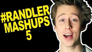 Girls Just Wanna Have Fun and I Wanna Dance With Somebody (Who Loves Me) - #RandlerMashups Episode 5