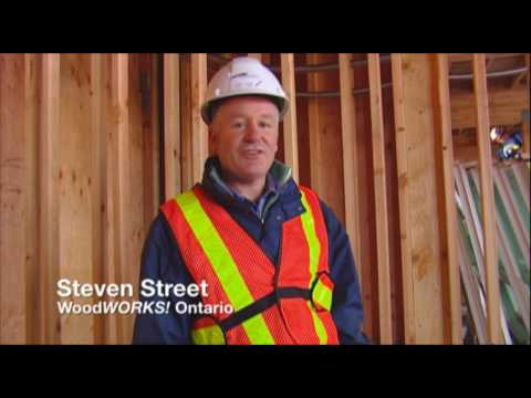 Cwc Woodworks! Mid Rise Wood Construction Video 1 Of 2