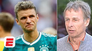 Germany needed a wake up call at 2018 World Cup Jurgen Klinsmann Full Interview Euro 2020