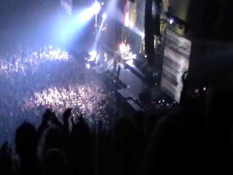 "DIE TOTEN HOSEN - Düsseldorf "" ISS DOME "" 24/11/2012 VIDEO 1/16 "" Drei kreuze + Ballast Republik """