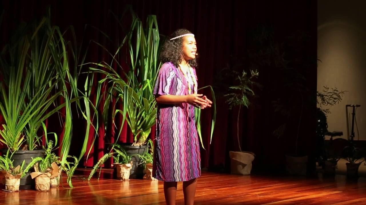 "Selina Leem ""More than Just a Blue Passport"" #IUCNcongress"