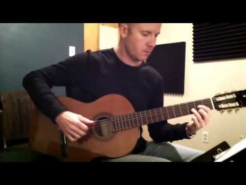12 Years a Slave: Solomon for guitar Hans Zimmer + TAB
