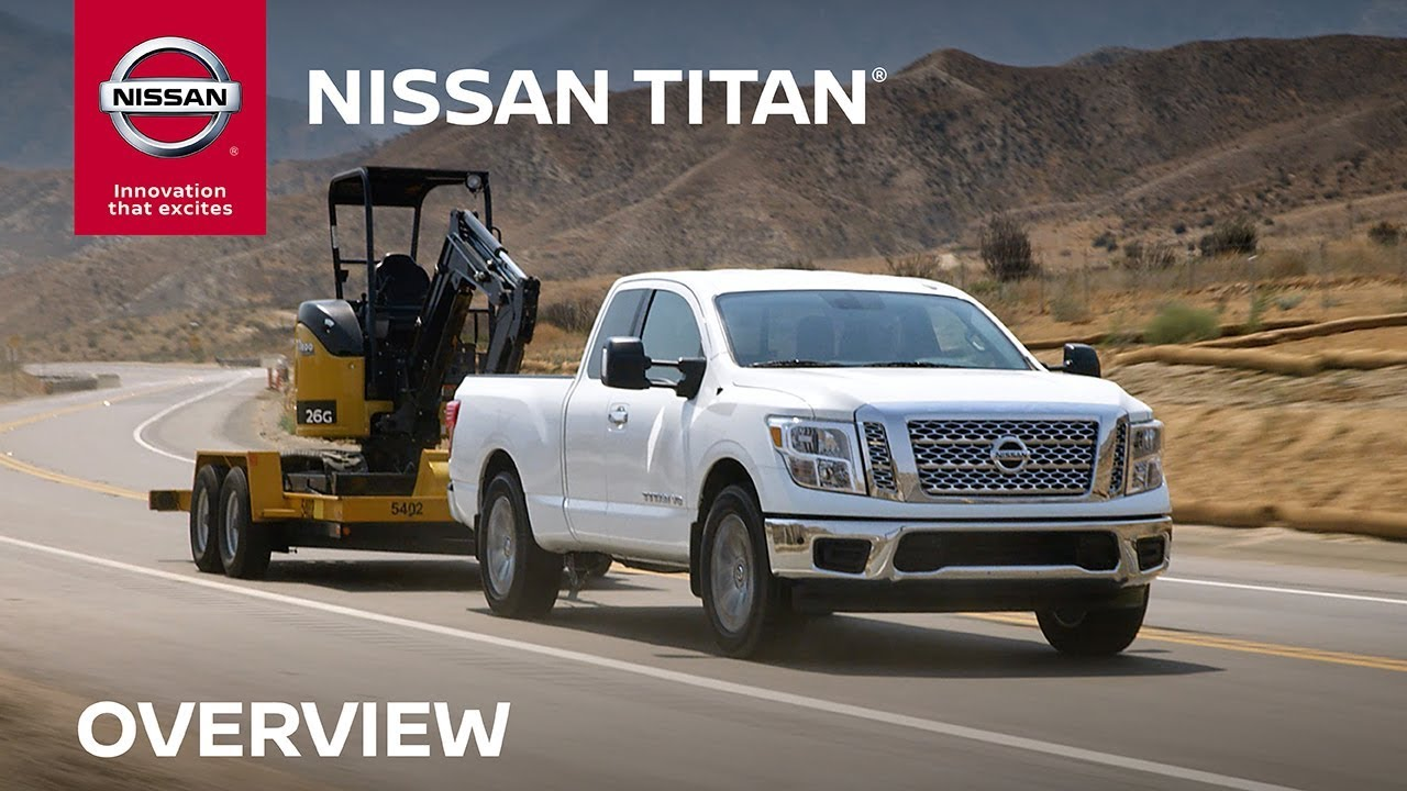 2019 Nissan Titan Financing & Lease Deals NJ