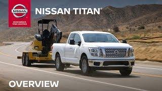 Nissan TITAN Overview