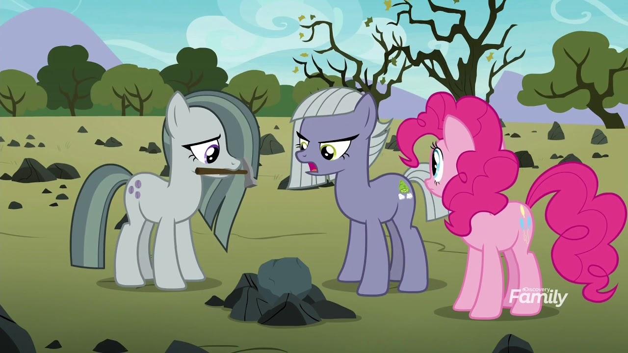 Limestone Pie and Marble Pie  My Little Pony Friendship