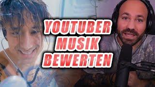 Julien Bam - Nackte Jahresvorsätze 2019 / Ich bewerte MUSIK von Youtubern HD