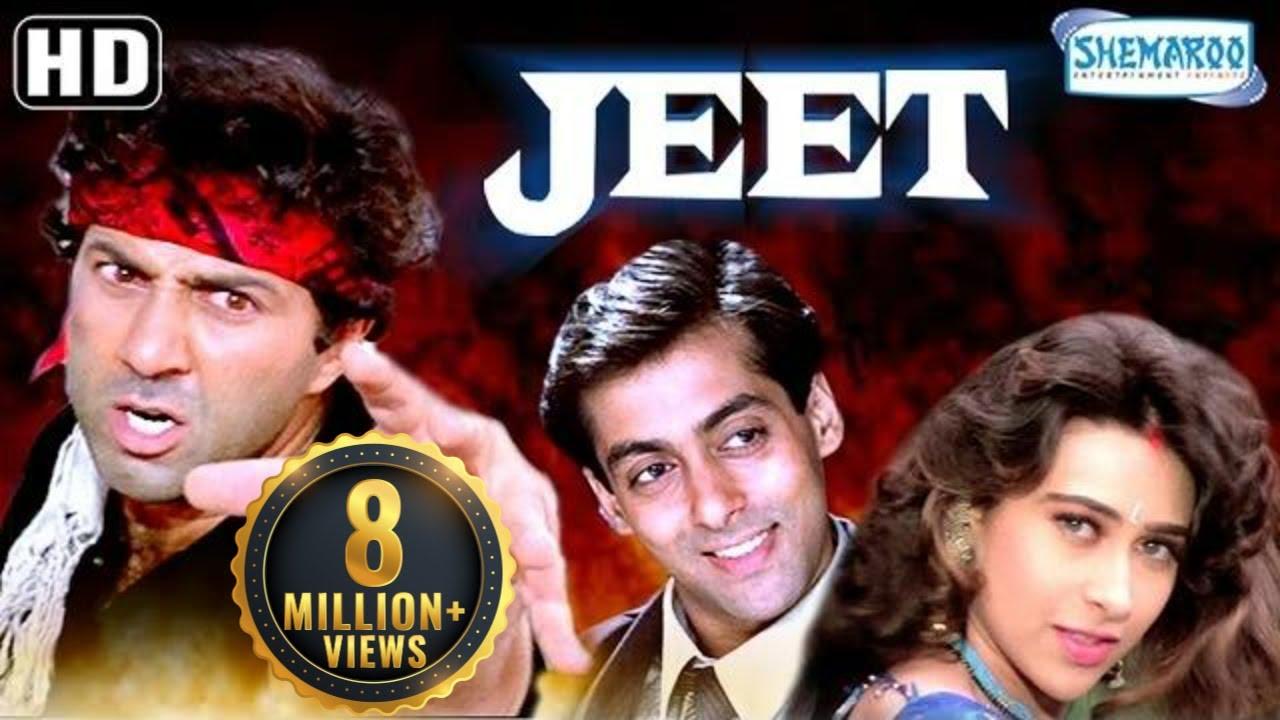 Download Jeet (HD) (1996) Hindi Full Movie in 15 mins - Salman Khan - Sunny Deol - Karishma Kapoor