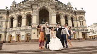 Свадьба Кати и Ярослава 09.08.2014