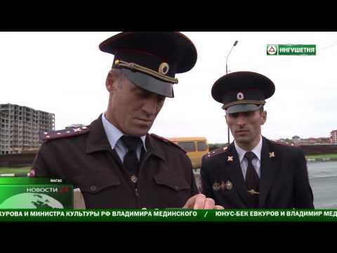 Инспекторы ГИБДД провели  рейд в столице республики.