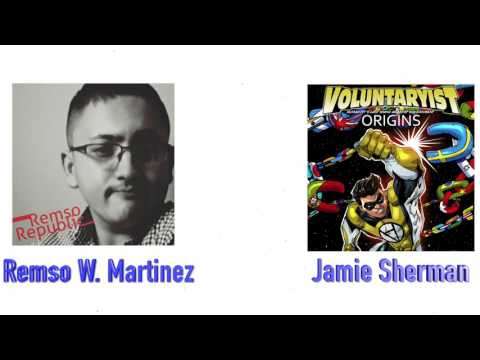 Special #3: The Voluntaryists Comic Book Series