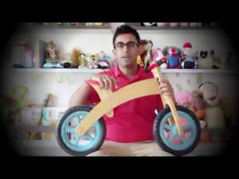 Teach Your Kid To Ride A Bike | Fast-Track Your Kids' Balance-Biking Skills