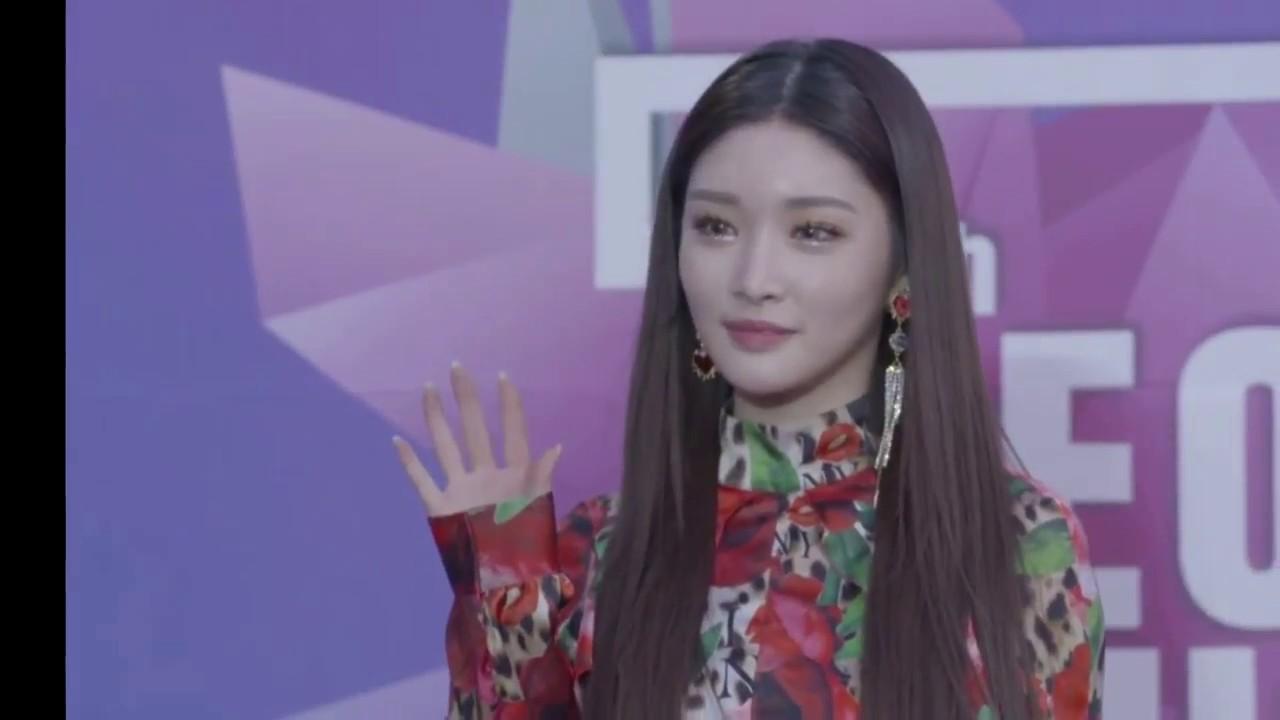 Chung Ha  Ec B Ad Ed   On The Red Carpet Seoul Music Awards