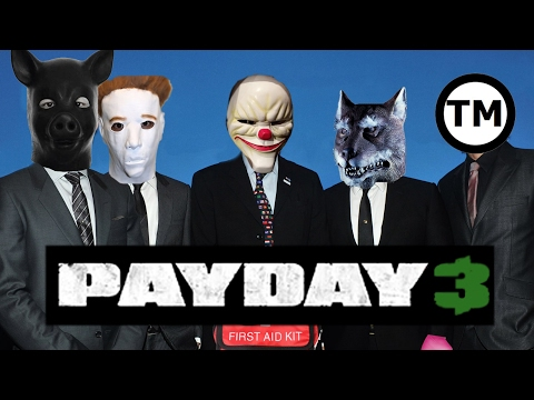 PAYDAY 3 in Development , Payday: Crime War Changes Dev - Starbreeze News