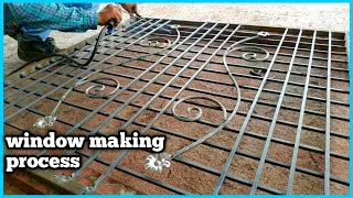 super Window grill design | installed grill design | make a metal grill from India 2020