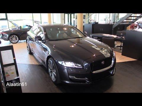 Jaguar XJ 2017 In Depth Review Interior Exterior