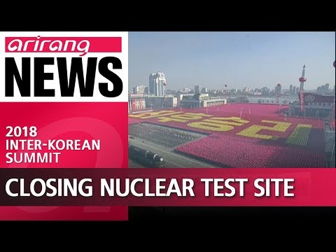 North Korea To Shut Down Nuclear Test Site, Unify Time Zone